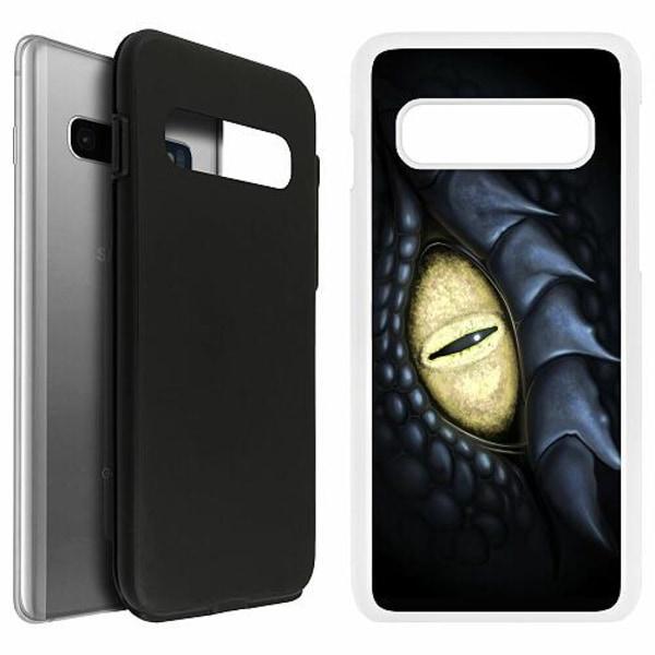 Samsung Galaxy S10 Duo Case Vit Eye Of The Dragon