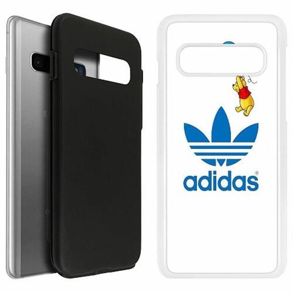 Samsung Galaxy S10 Duo Case Vit Fashion