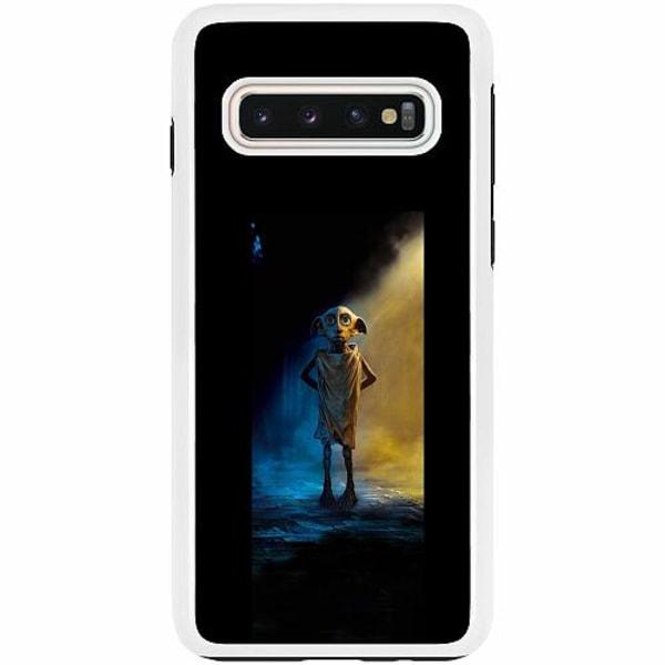 Samsung Galaxy S10 Duo Case Vit Harry Potter