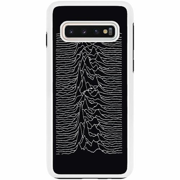 Samsung Galaxy S10 Duo Case Vit Mountain