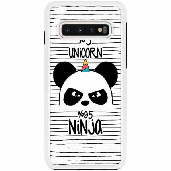Samsung Galaxy S10 Duo Case Vit Ninja Panda With A Twist