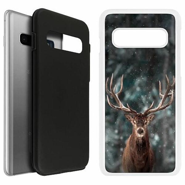 Samsung Galaxy S10 Duo Case Vit Oh Deer