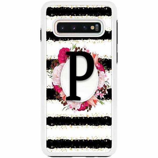 Samsung Galaxy S10 Duo Case Vit P