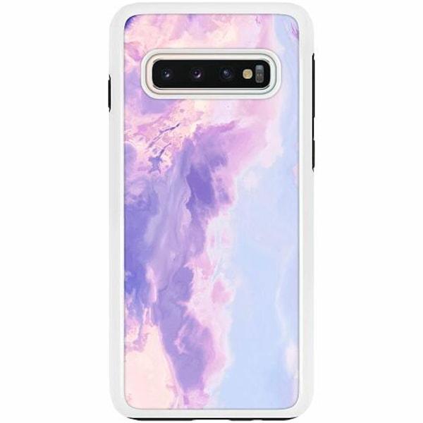 Samsung Galaxy S10 Duo Case Vit Pattern
