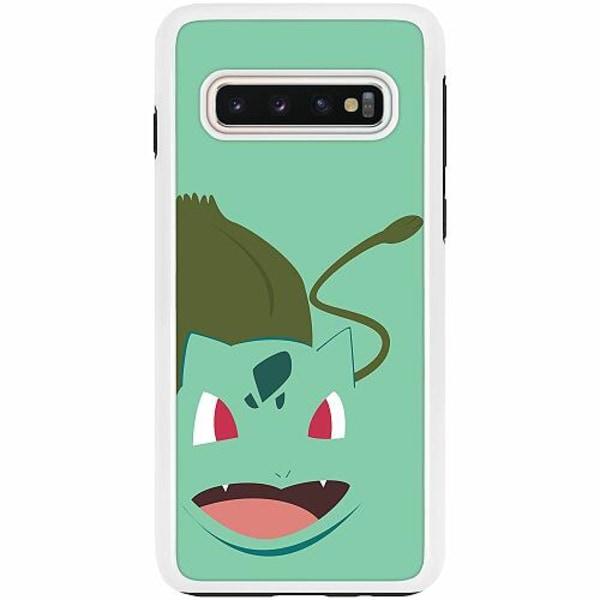 Samsung Galaxy S10 Duo Case Vit Pokémon - Bulbasaur