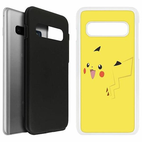 Samsung Galaxy S10 Duo Case Vit Pokémon: Pikachu