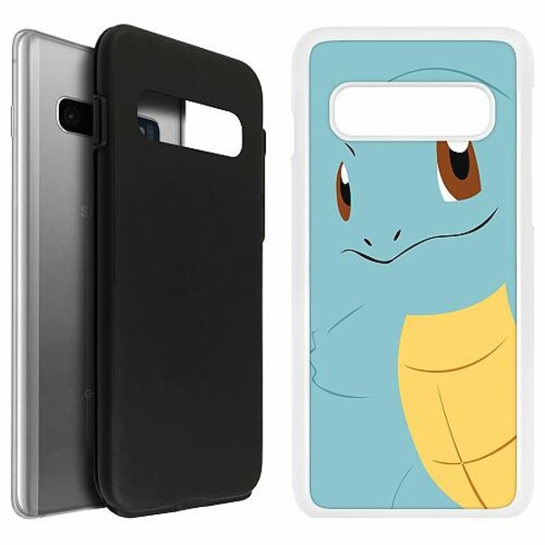 Samsung Galaxy S10 Duo Case Vit Pokémon - Squirtle