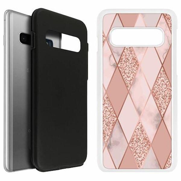 Samsung Galaxy S10 Duo Case Vit Slightly Sophisticated