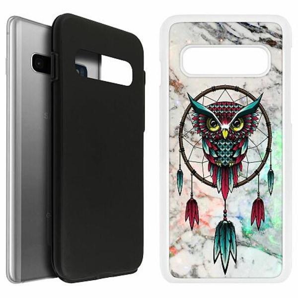 Samsung Galaxy S10 Duo Case Vit Uggla