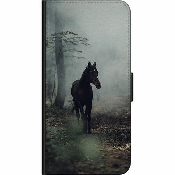 Apple iPhone 8 Fodralväska Häst / Horse