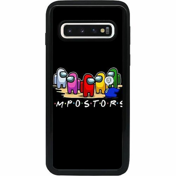 Samsung Galaxy S10 Heavy Duty 2IN1 Among Us