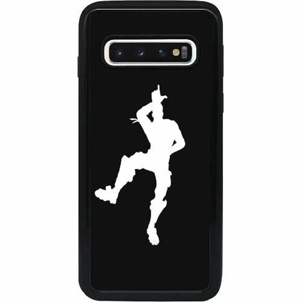 Samsung Galaxy S10 Heavy Duty 2IN1 Fortnite Dance
