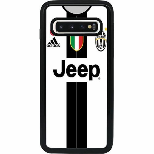 Samsung Galaxy S10 Heavy Duty 2IN1 Juventus Football
