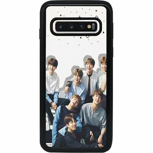 Samsung Galaxy S10 Heavy Duty 2IN1 K-POP BTS