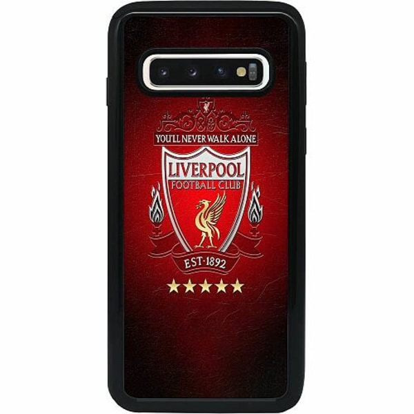 Samsung Galaxy S10 Heavy Duty 2IN1 Liverpool