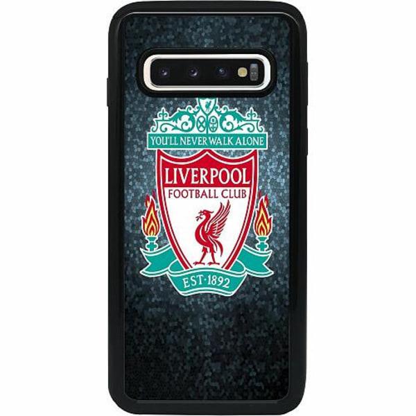 Samsung Galaxy S10 Heavy Duty 2IN1 Liverpool Football Club