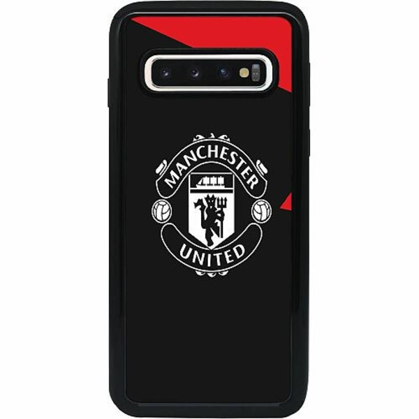 Samsung Galaxy S10 Heavy Duty 2IN1 Manchester United FC