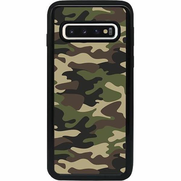 Samsung Galaxy S10 Heavy Duty 2IN1 Military