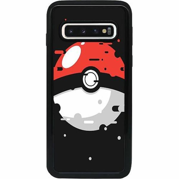 Samsung Galaxy S10 Heavy Duty 2IN1 Pokemon