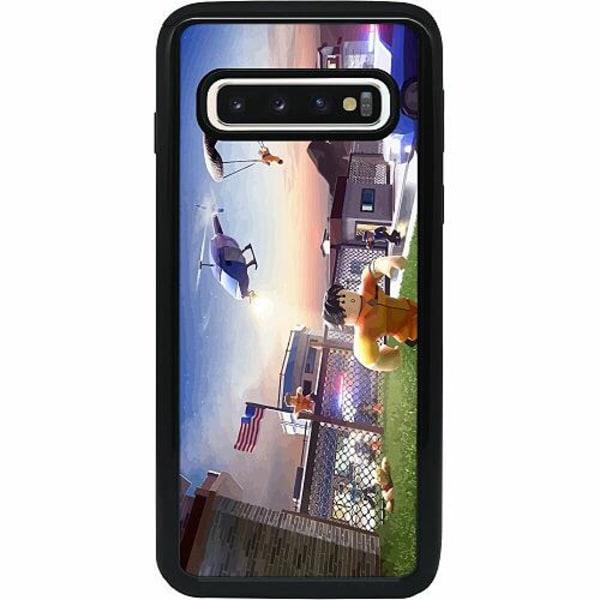 Samsung Galaxy S10 Heavy Duty 2IN1 Roblox
