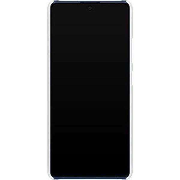 Samsung Galaxy S10 Lite (2020) Hard Case (Vit) Sprit