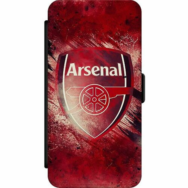 Samsung Galaxy S10 Lite (2020) Wallet Slim Case Arsenal Football