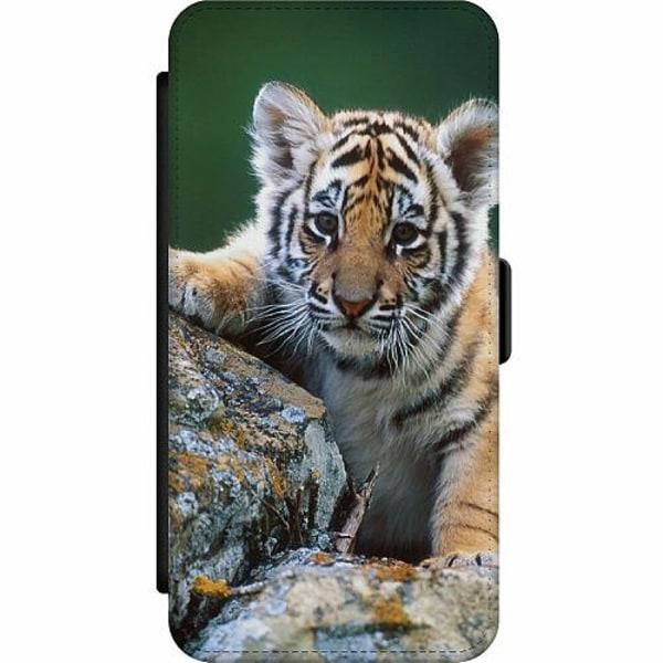 Samsung Galaxy S10 Lite (2020) Wallet Slim Case Tiger