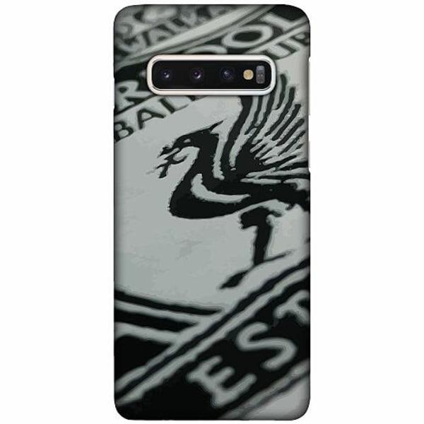Samsung Galaxy S10 LUX Mobilskal (Matt) Liverpool L.F.C.