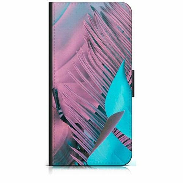 Samsung Galaxy J5 (2017) Plånboksfodral Coral Blue Hues