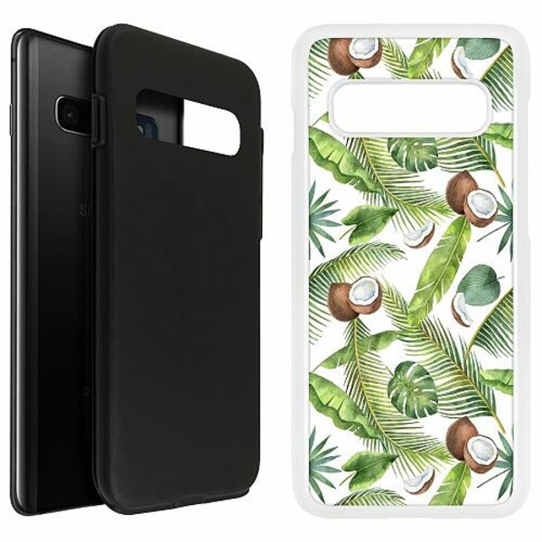 Samsung Galaxy S10 Plus Duo Case Vit Coco Loco