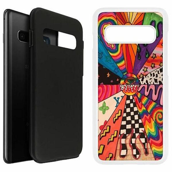 Samsung Galaxy S10 Plus Duo Case Vit Dimitri Called