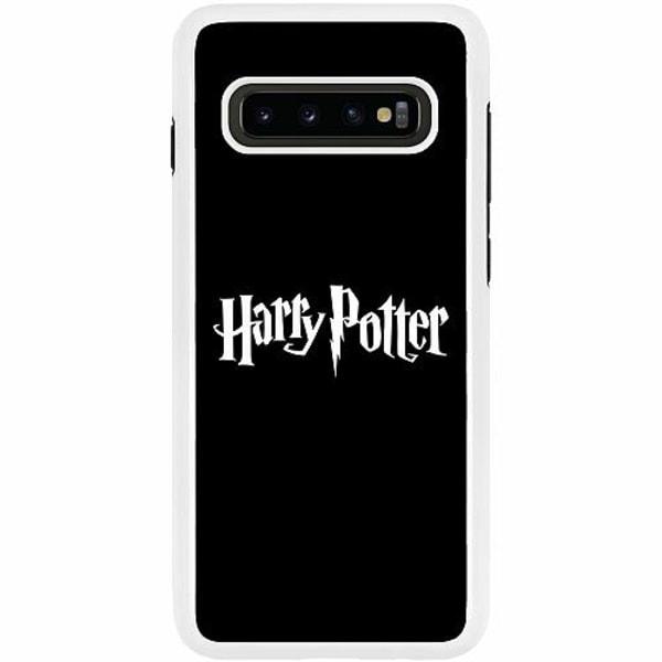Samsung Galaxy S10 Plus Duo Case Vit Harry Potter