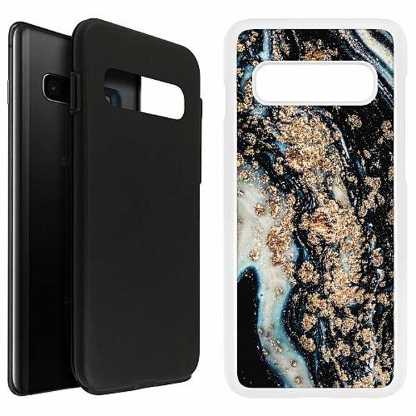 Samsung Galaxy S10 Plus Duo Case Vit Jet
