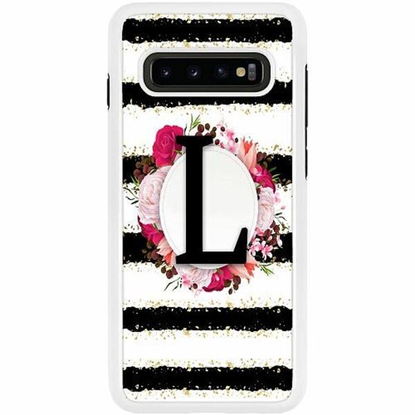 Samsung Galaxy S10 Plus Duo Case Vit L