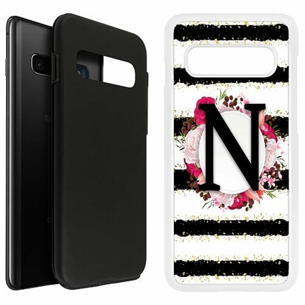 Samsung Galaxy S10 Plus Duo Case Vit N
