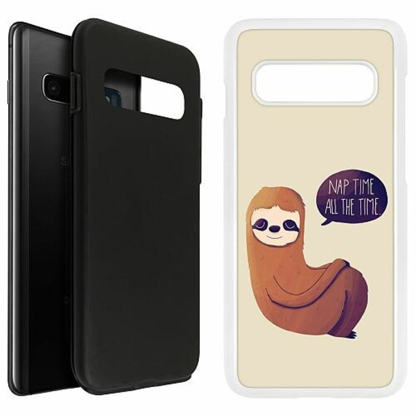 Samsung Galaxy S10 Plus Duo Case Vit Nap Time All The Time