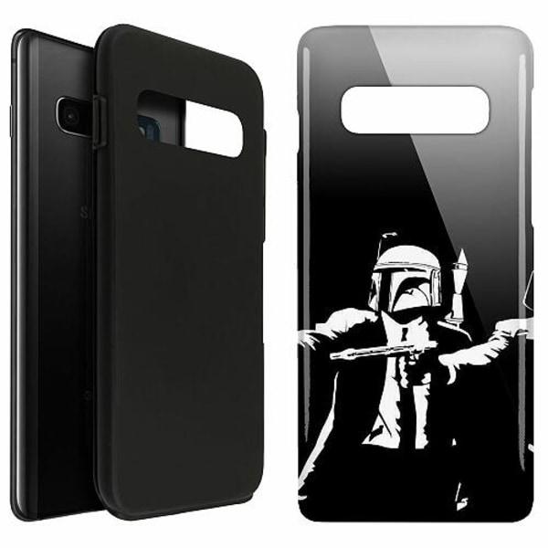 Samsung Galaxy S10 Plus LUX Duo Case (Glansig)  Star Wars