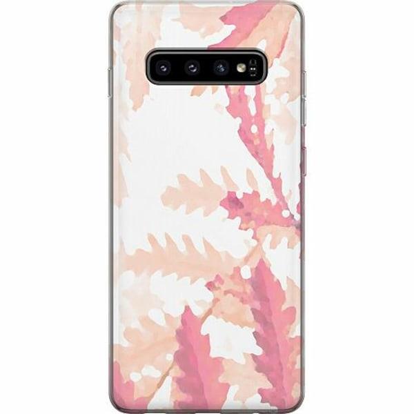 Samsung Galaxy S10 Plus Thin Case Autumn Comes