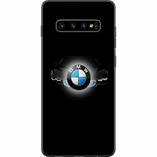 Samsung Galaxy S10 Plus Mjukt skal - BMW