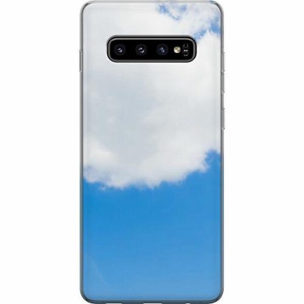 Samsung Galaxy S10 Plus Thin Case Cloud Is Named Louis