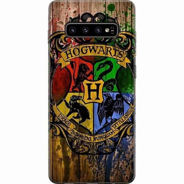Samsung Galaxy S10 Plus Thin Case Harry Potter