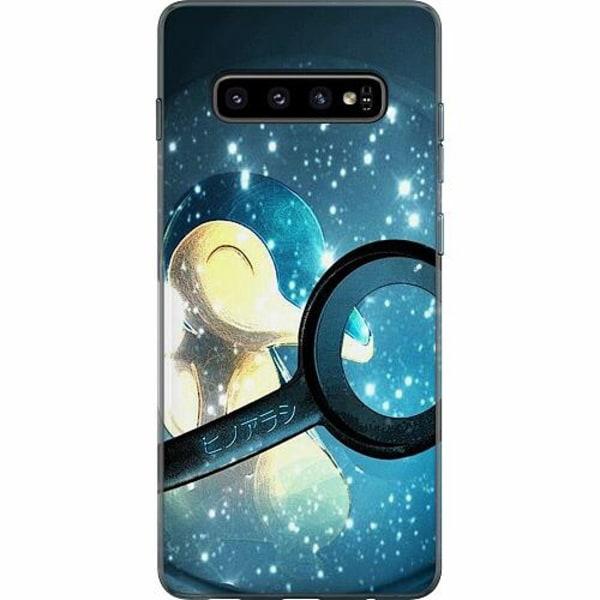 Samsung Galaxy S10 Plus Thin Case Pokemon