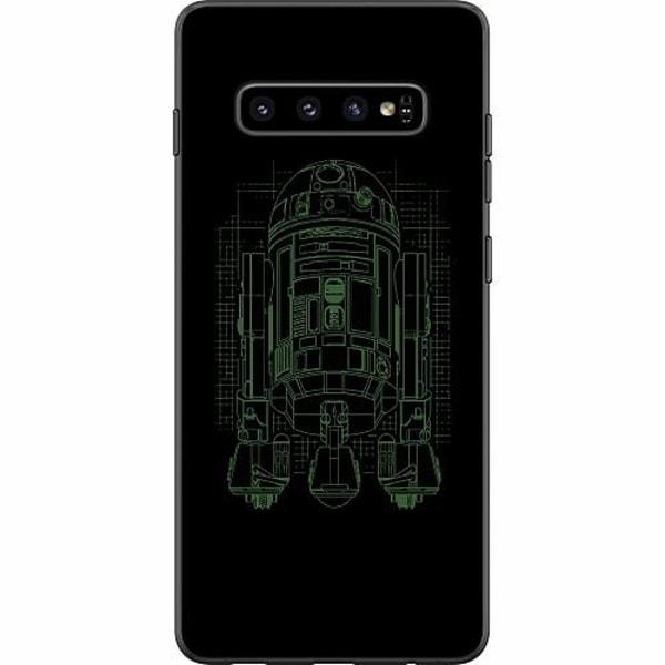 Samsung Galaxy S10 Plus Thin Case r2d2