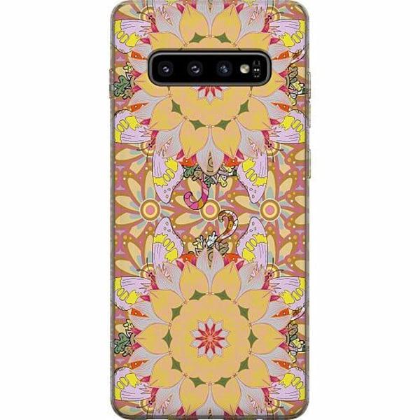 Samsung Galaxy S10 Plus Thin Case UpsideDownside