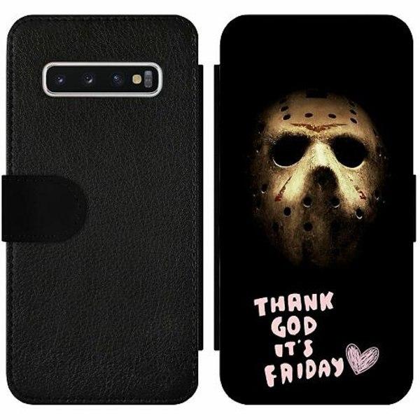 Samsung Galaxy S10 Wallet Slim Case Friday