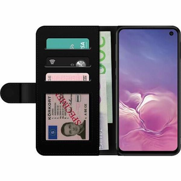 Samsung Galaxy S10e Billigt Fodral Dino