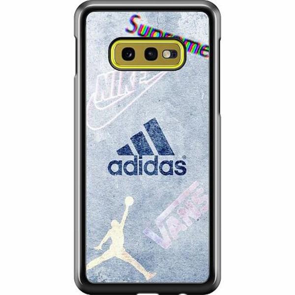 Samsung Galaxy S10e Hard Case (Svart) Ice