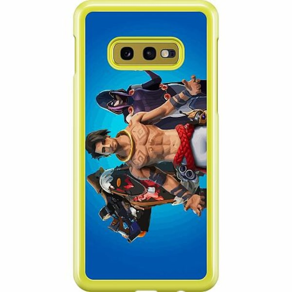 Samsung Galaxy S10e Hard Case (Transparent) Fortnite 2021