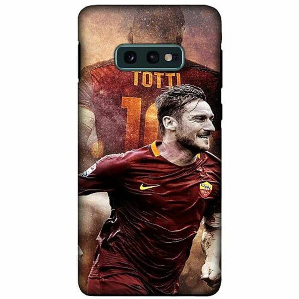 Samsung Galaxy S10e LUX Duo Case (Matt) Francesco Totti