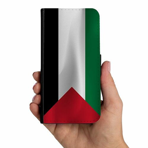 Samsung Galaxy S20 Ultra Mobilskalsväska Palestina Flagga